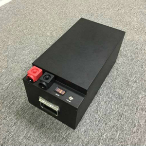 48V 80Ah Lithium Battery LiFeP04 MSDS CE Electric Forklift