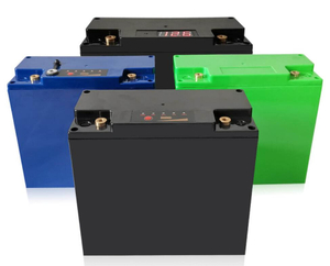 12v15ah 350 CCA LiFePO4 dual purpose marine battery 10Years lifecycles