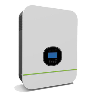 30kwh Smart System Off Grid Battery, 12KW Split Phase Smart Inverter WIFI Monitor